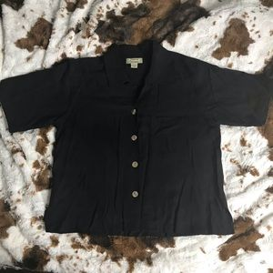 2/20 Tommy bahama silk button up shirt